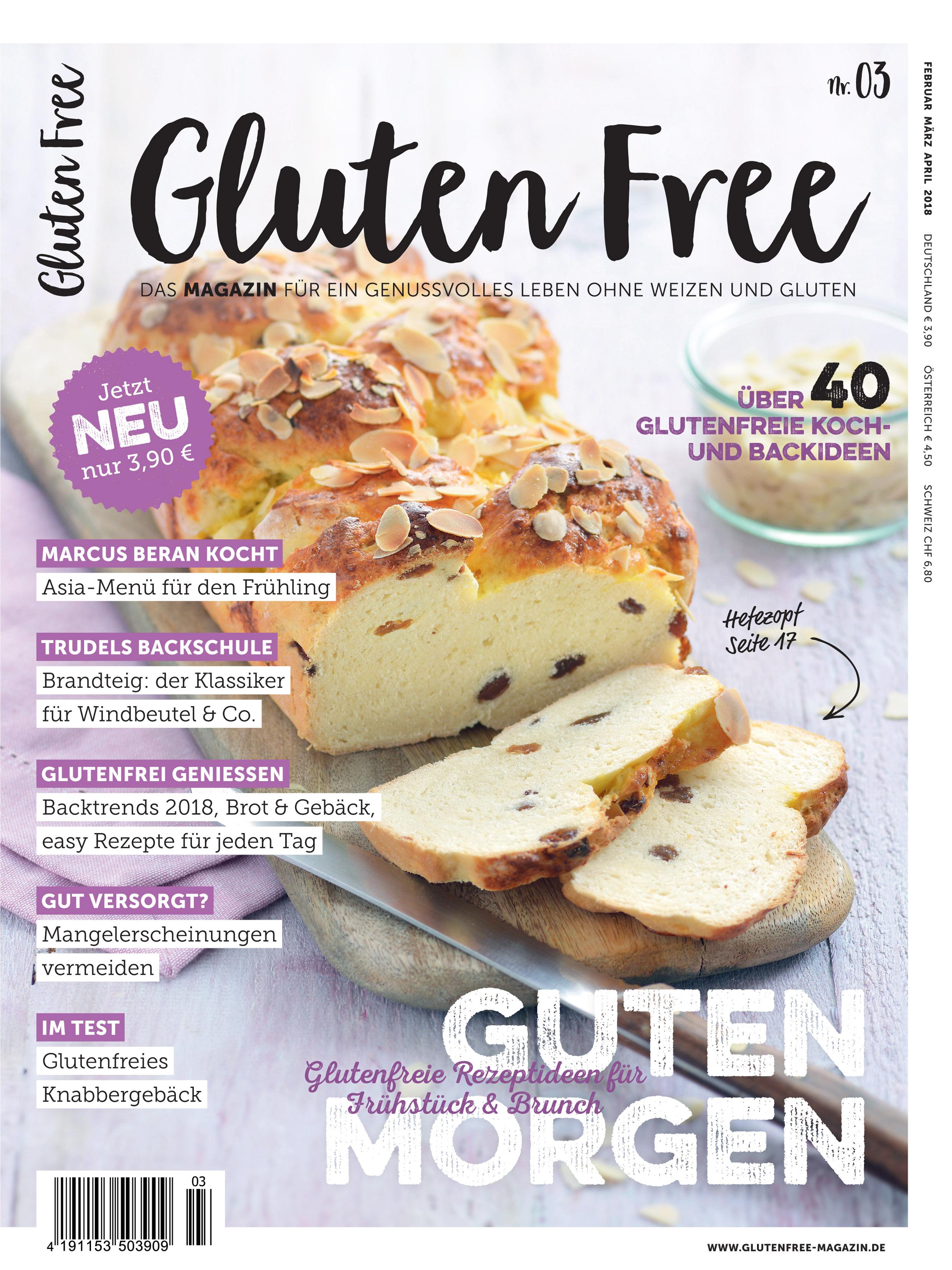 Bemerkenswert Guten Morgen Frühstück Galerie Von Gluten Free Magazin Nr. 03